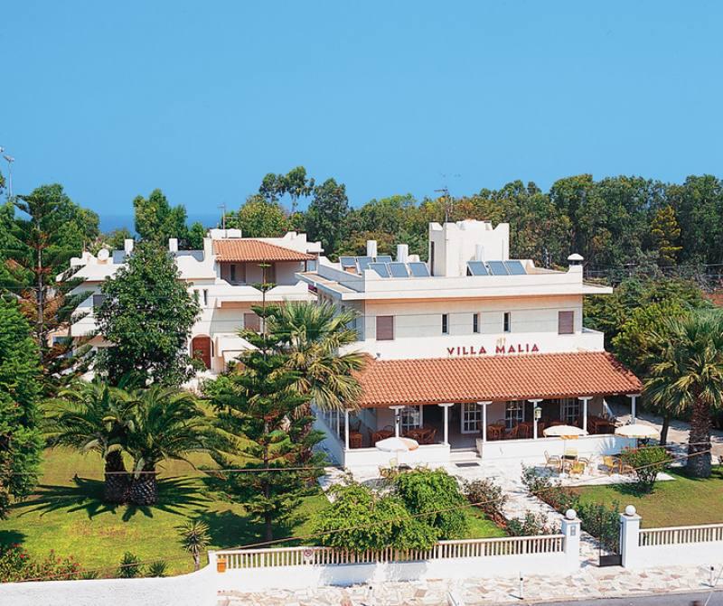 Appartementen Villa Malia - Malia - Heraklion Kreta